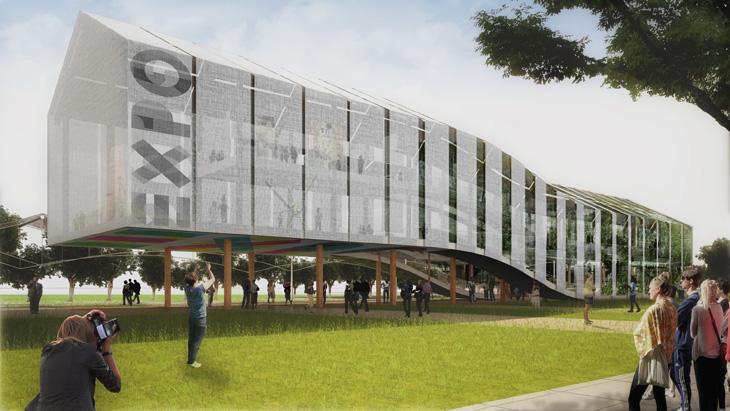 Australian Pavilion EXPO 2015