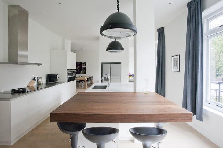 Design Cube Keuken : Casa K by PEÑA Architecture