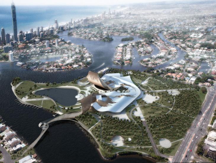 Gold Coast Cultural Precinct