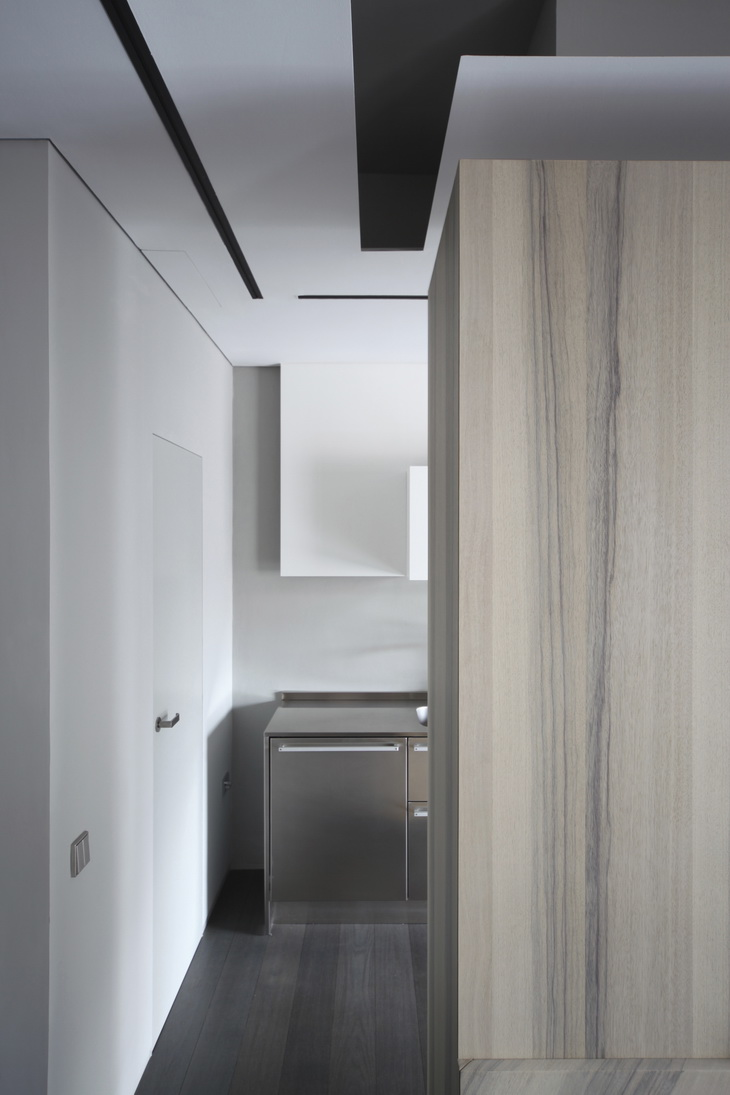 An in discrete eye by uda architetti - Interior design onsquare meters solutions from taiwan ...
