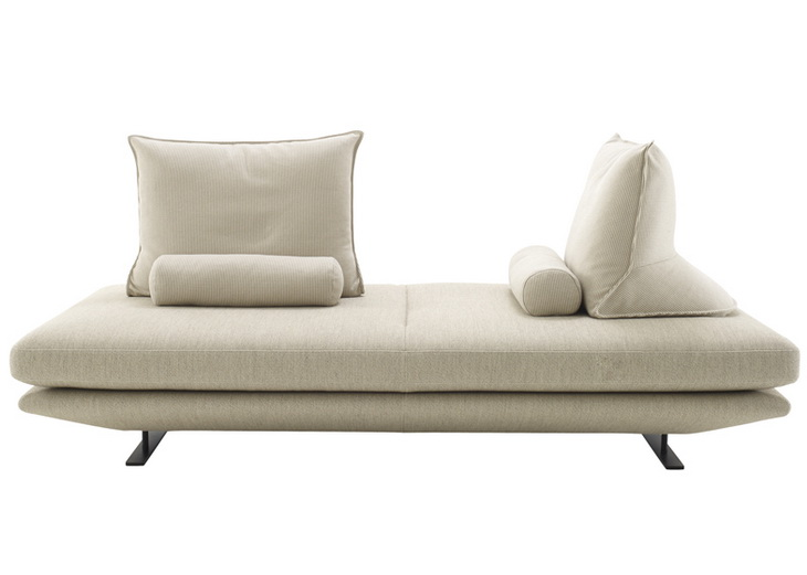 prado sofa by christian werner for ligne roset. Black Bedroom Furniture Sets. Home Design Ideas