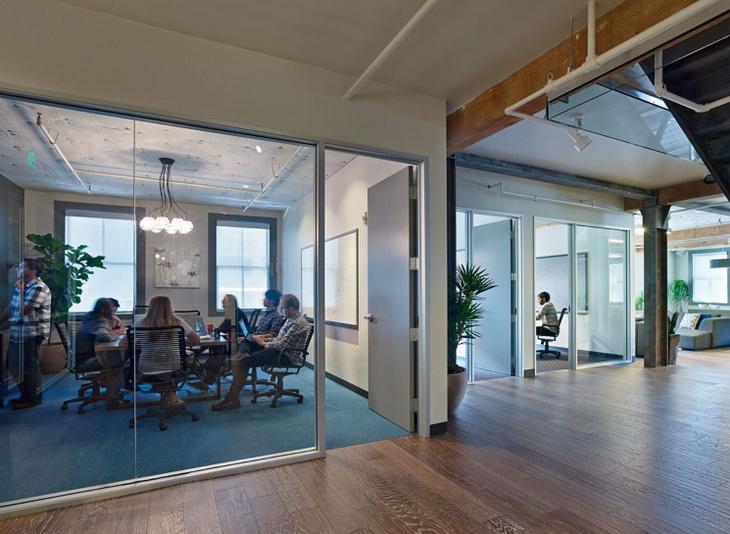 Stripe office by boor bridges architecture for Stripe interior design