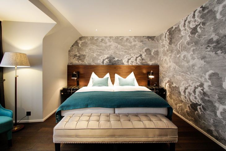 Hotel city z rich by dyer smith frey for Interior decoration zurich