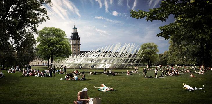 Pavilion KA2015 Karlsruhe