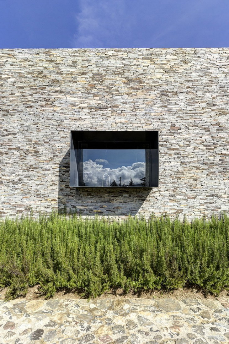 Vr tapalpa house by elias rizo arquitectos for Vr house