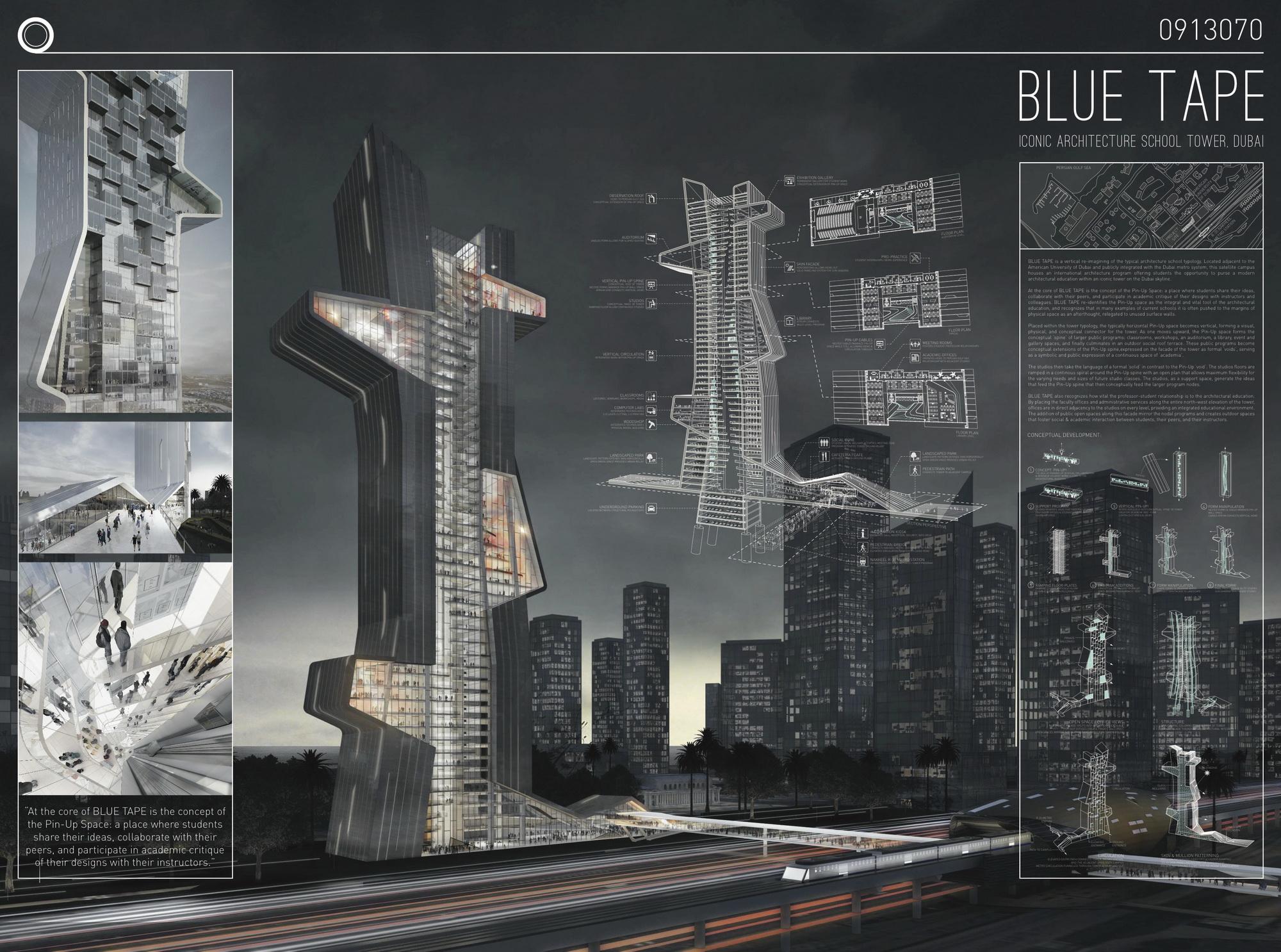 BLUE TAPE DUBAI09
