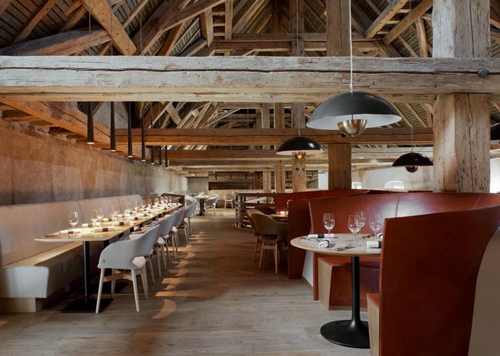 Strasbourg hotel restaurant by studio jouin manku