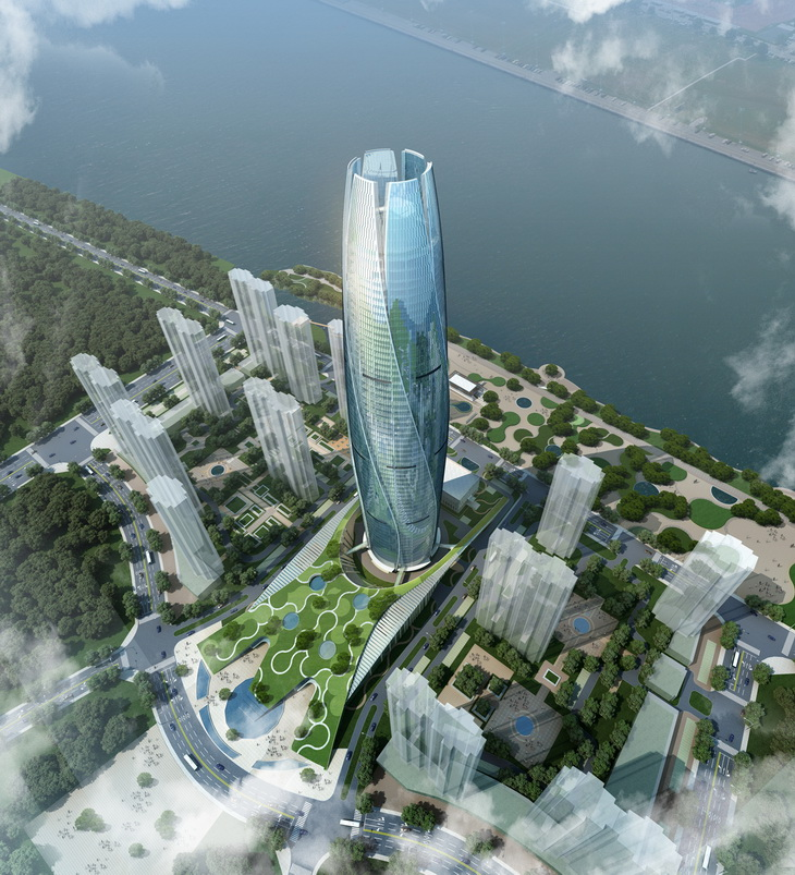 Fushun Tower