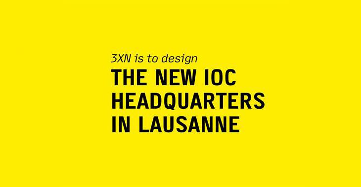 IOC Headquarter Lausanne