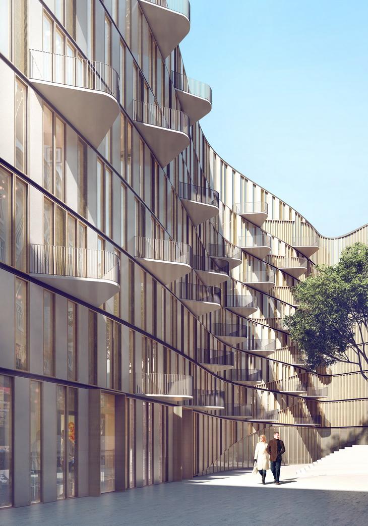 3xn To Design Housing In Vienna