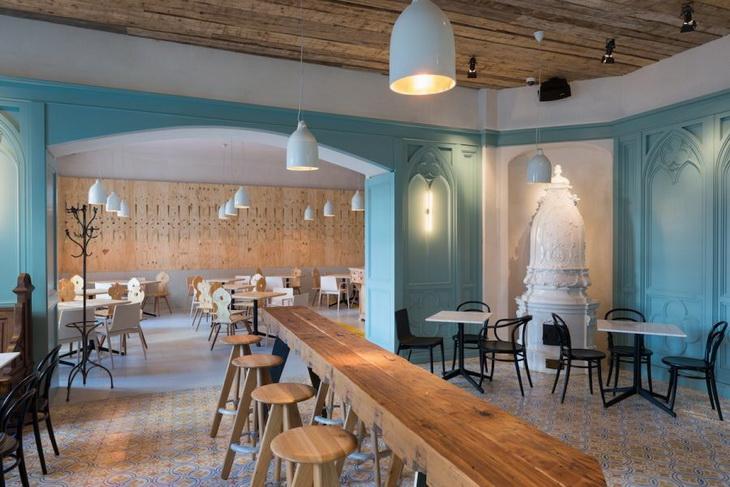 Boema restaurant by corvin cristian