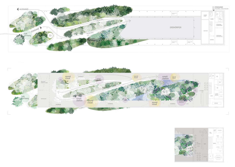 Milan expo 2015 austrian pavilion by terrain architecture for Terrain landscape architecture
