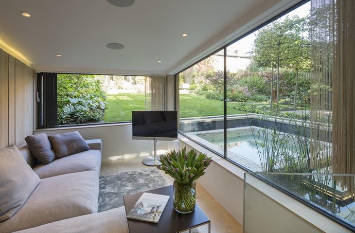 Luxurious Garden Room Highgate