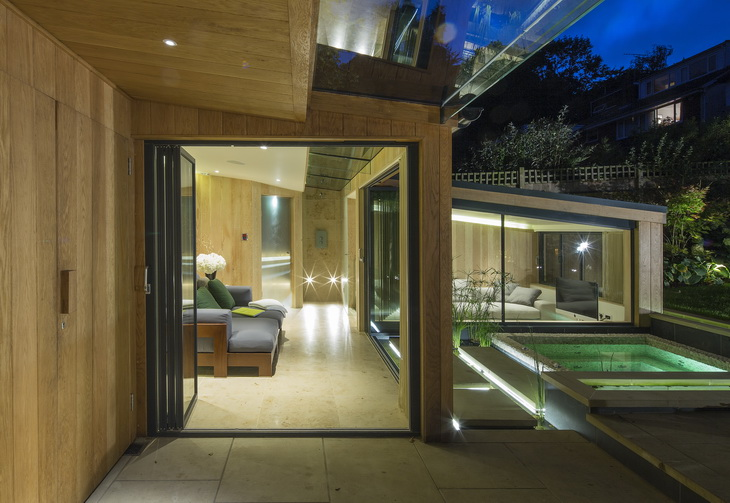 Luxurious Garden RoomHighgate