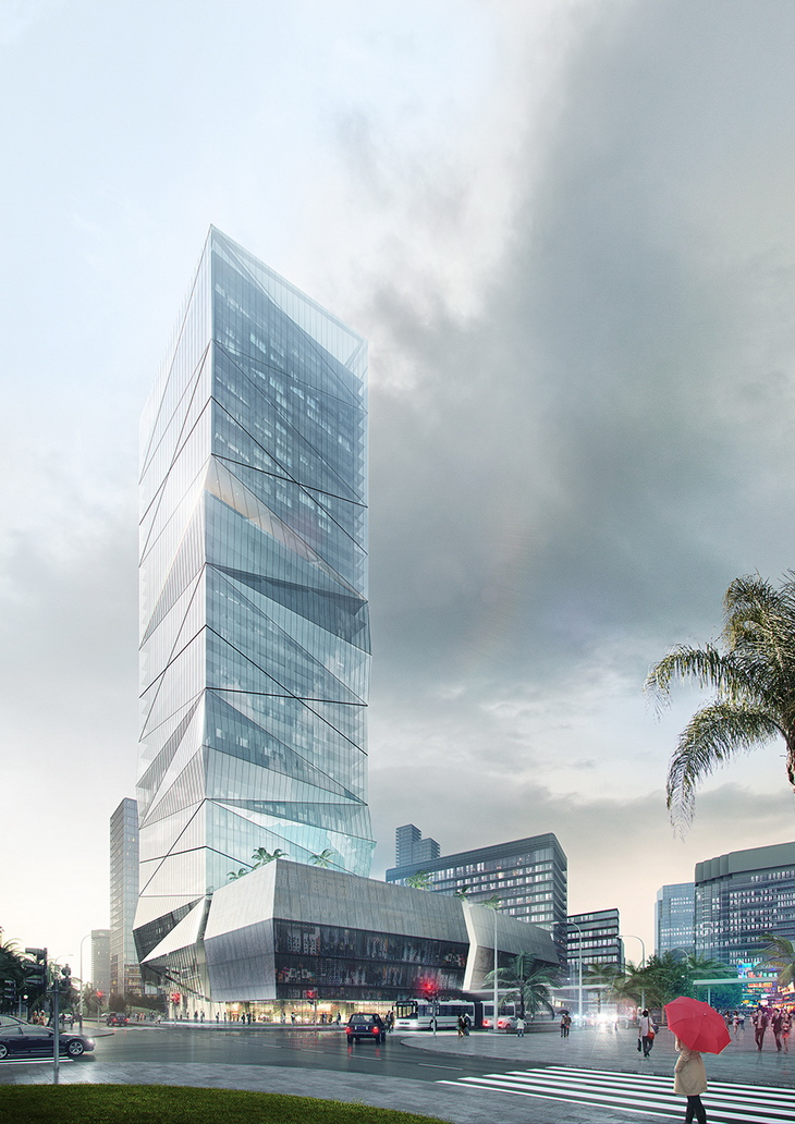 Henn Wins Architectural Competition For Wenzhou High Rise
