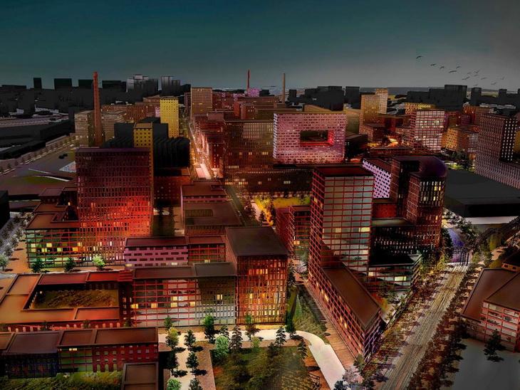 serp molot factory Moscow