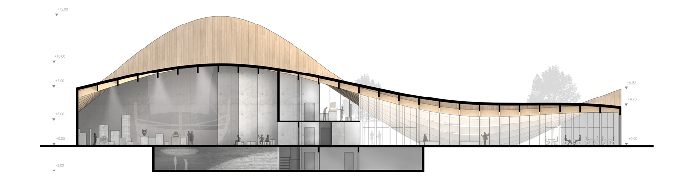 The Museum For Argo By Nana