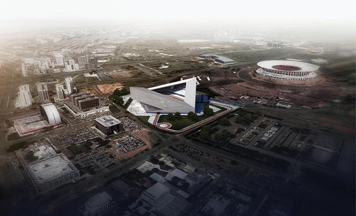 Brasilia Athletics Stadium