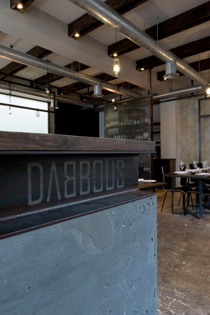 Dabbous Restaurant By Brinkworth