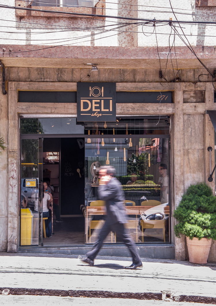 Deli Shop By Studio Dlux