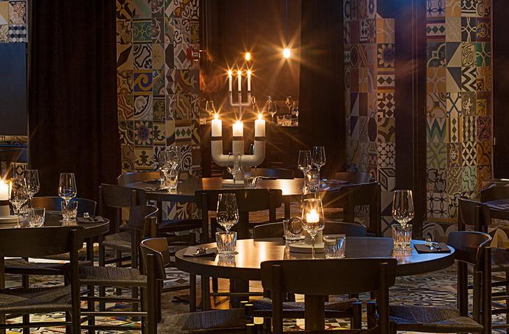 LLama Restaurant BIG