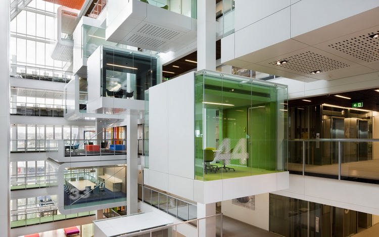Macquarie Group Offices By Woods Bagot