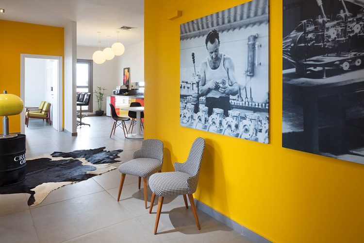 Tequila Sun Rise High Tech Offices By Business Styling