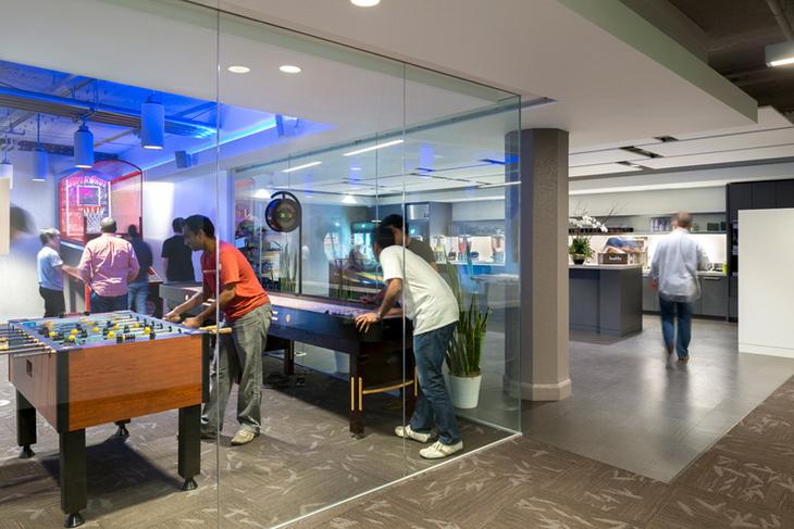 Twitter Headquarters San Francisco