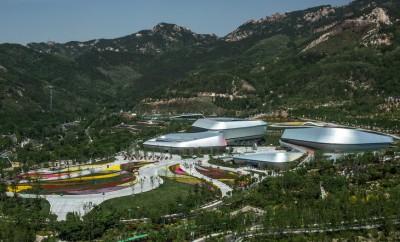 UNStudio Qingdao Horticultural Expo 01