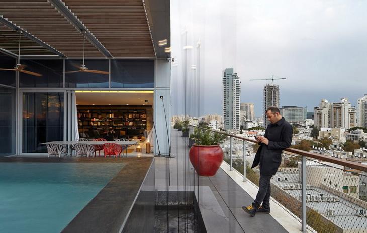 Antokolsky Penthouse Tel Aviv