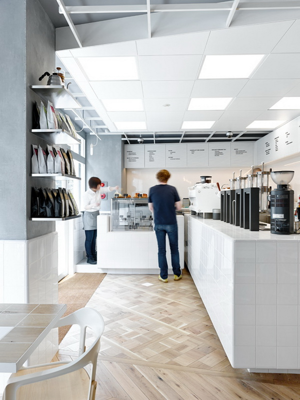 Cafe Coutume Aoyama By Cut Architectures