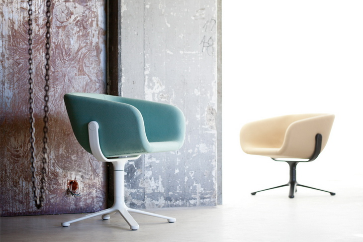 Scoop Chair By Kilo Design