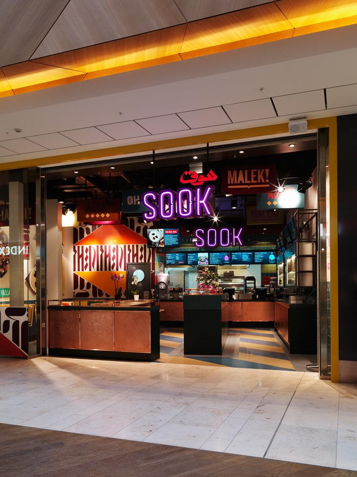 Sook restaurant by koncept stockholm for Decoration interieur restaurant