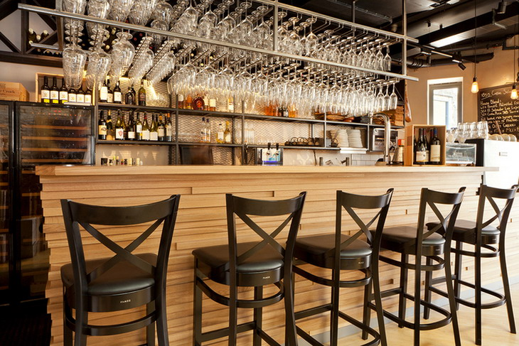 1855 Wine Bar Bistro By Tait Design