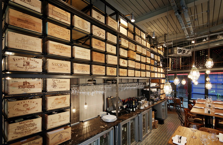 28 50 Wine Workshop And Kitchen By B3 Designers