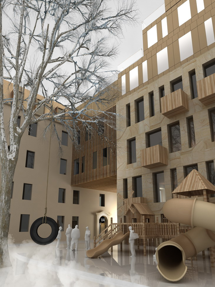 Apartments UNESCO Riga