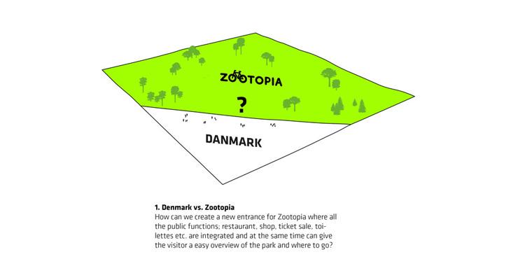Zootopia Denmark BIG