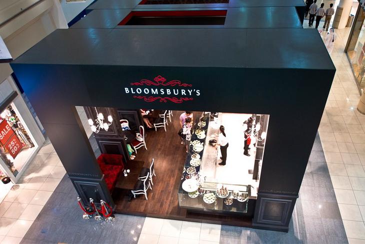 Bloomsbury's Abu Dhabi