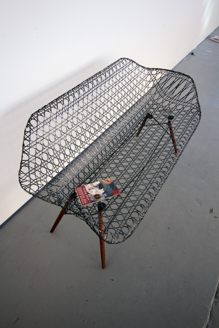 Carbon Fiber Sofa Matthew Strong
