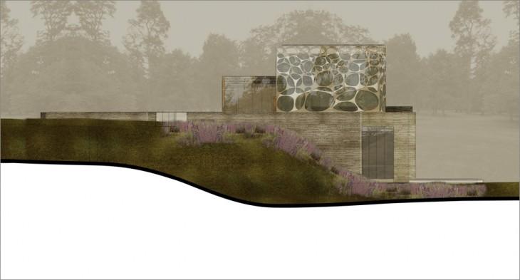Barn Zero Carbon House
