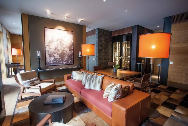 The Chedi Andermatt By Denniston Architects