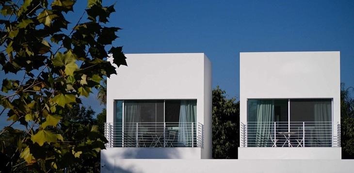 Cubes House Israel