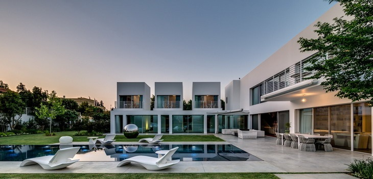 Cubes House Israel
