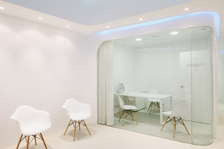 Dental Clinic Angels By Ylab Arquitectos