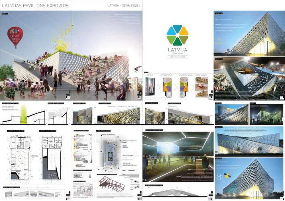 Expo 2015 Milan Latvia