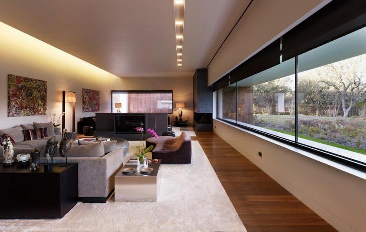 Family Nome in La Moraleja by DHAL & GHG Architects
