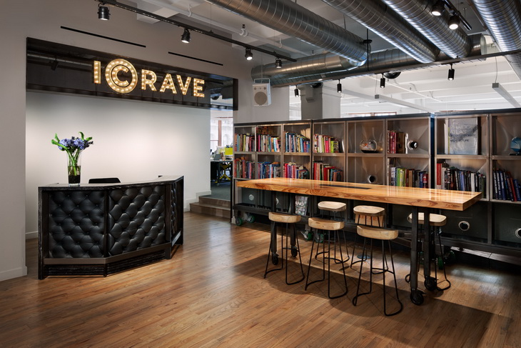 The icrave offices by icrave for Office interior design questionnaire for clients