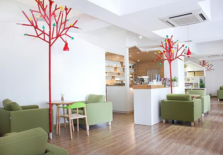 Kale Café China