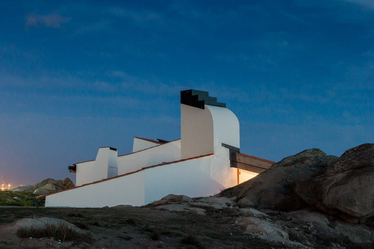 Boa Nova Tea House By Alvaro Siza Vieira