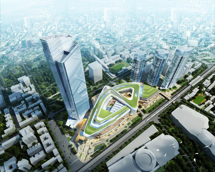 urban development projects and the evolution of amsterdam into a sustainable city The implementation of the integrated territorial investments (itis) by level will be spent for sustainable urban development of projects related to urban.